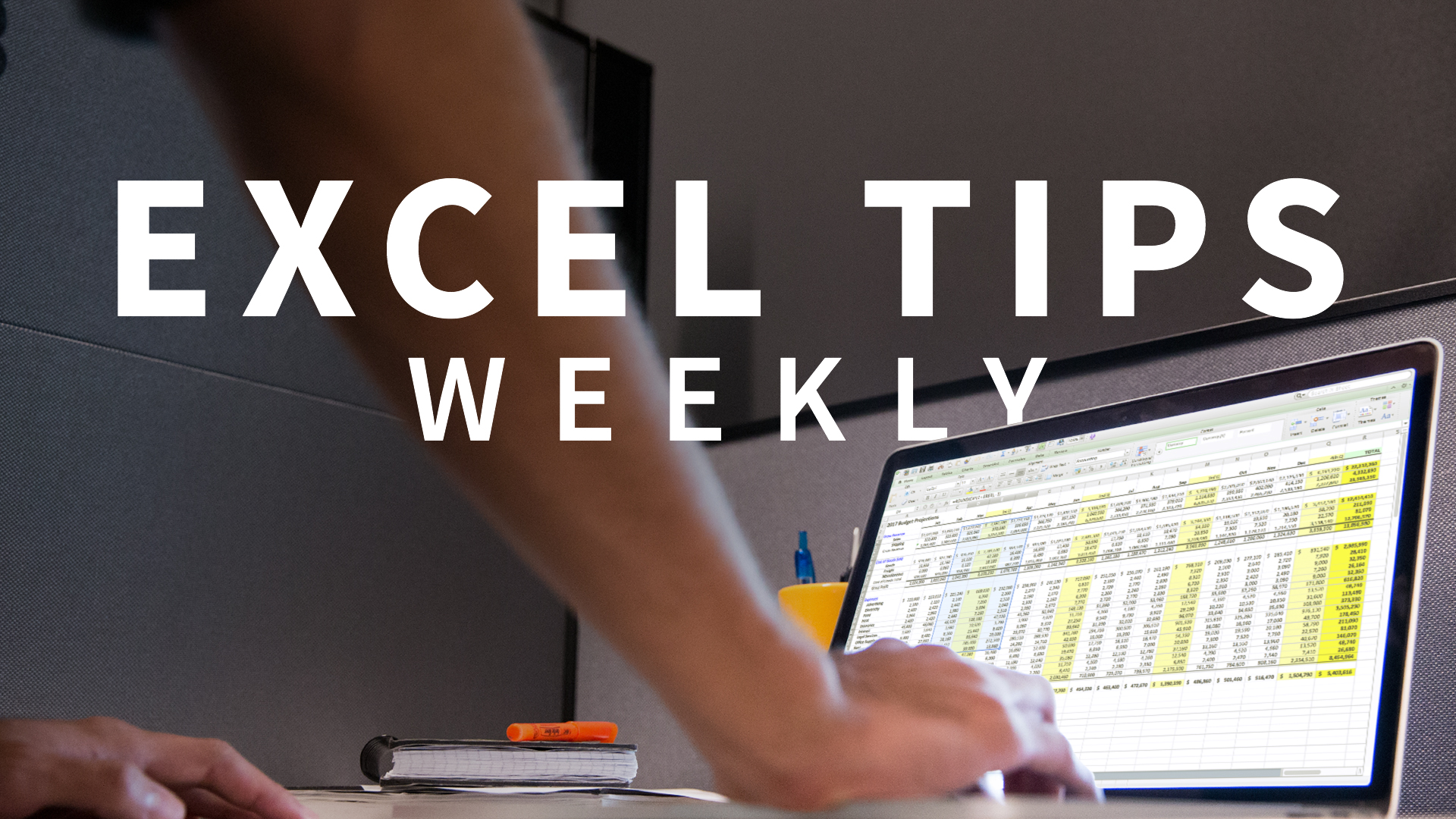Excel Tips Weekly
