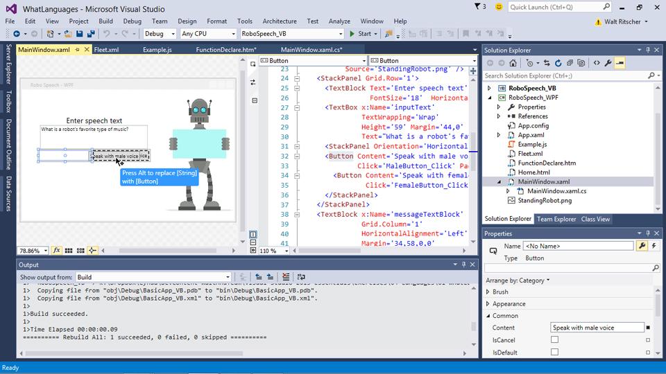 Resume for vb net programmer