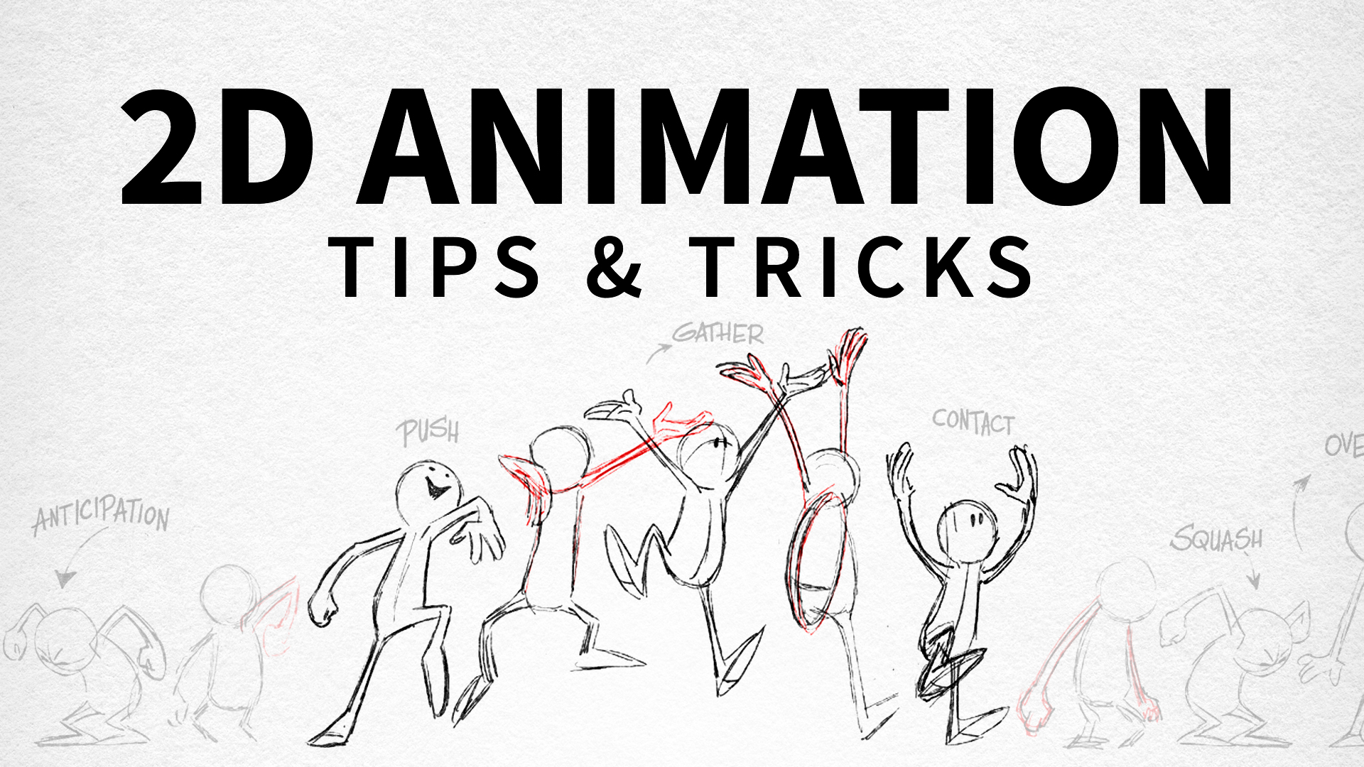 2d animation tips and