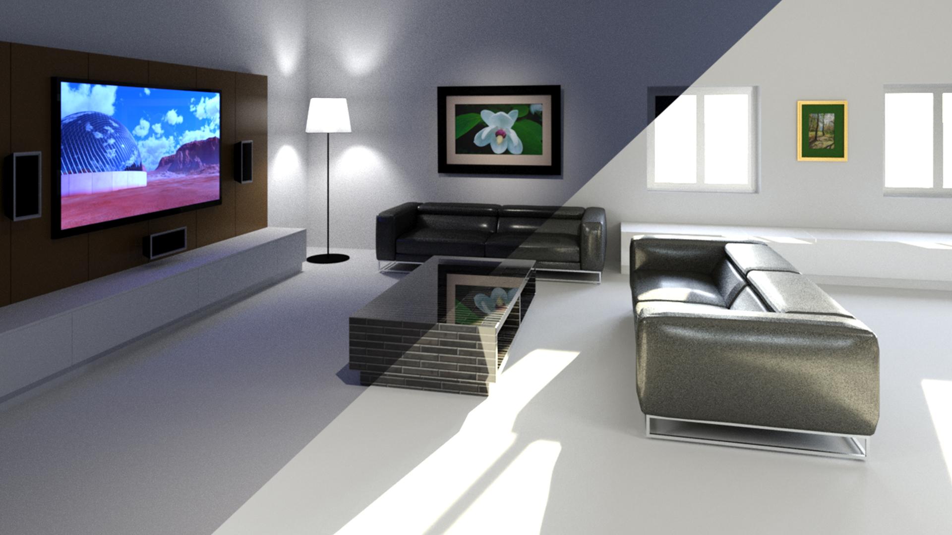 3ds Max Advanced Lighting