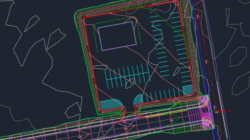 small resolution of piping layout autocad
