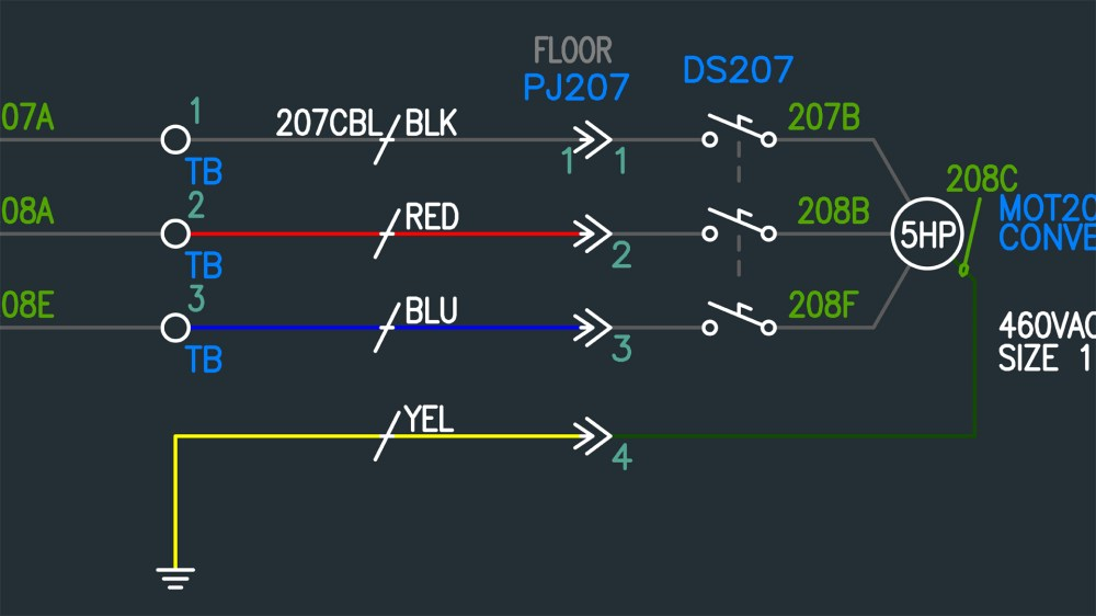 medium resolution of autocad electrical essential training 2018 wiring diagram cad wiring diagram cad