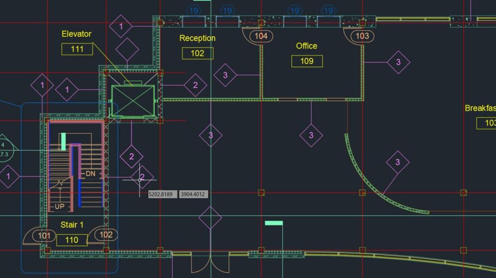 medium resolution of working with autocad blocks