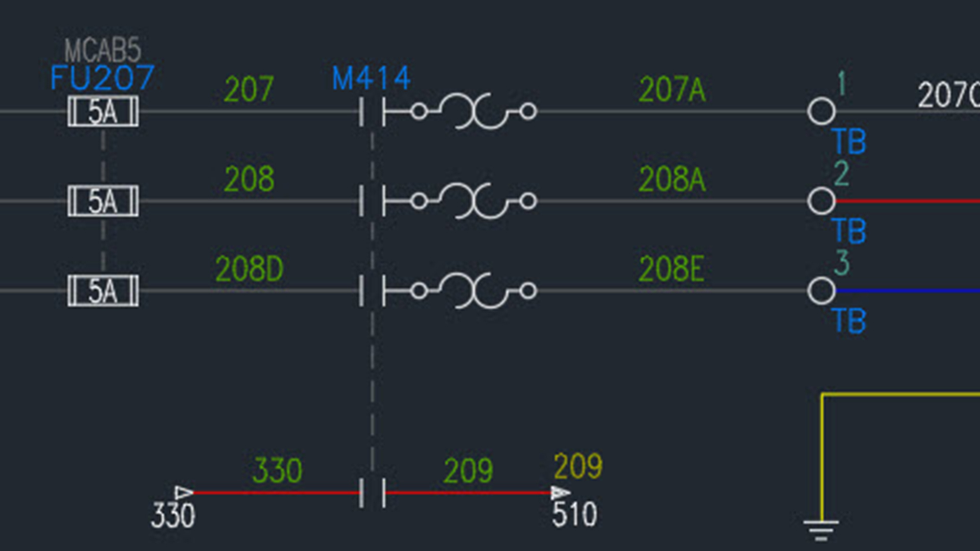 hight resolution of autocad electrical essential training