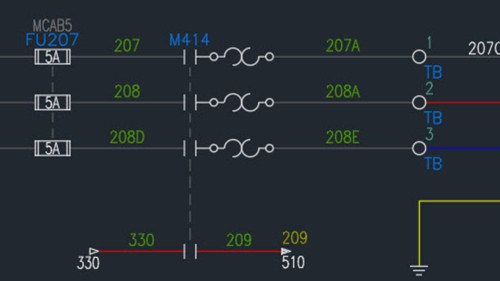 small resolution of autocad electrical essential training