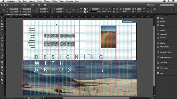 Designing with Grids in InDesign