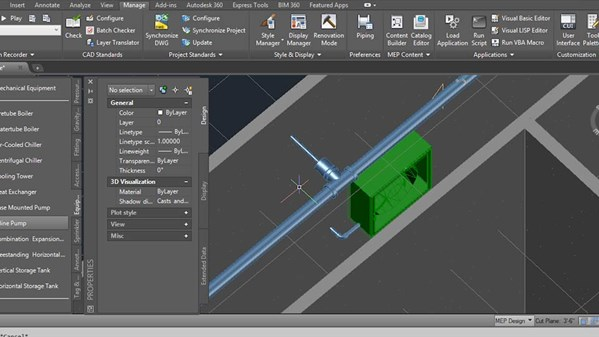 AutoCAD Creating Sprinkler and FireAlarm Systems 2015