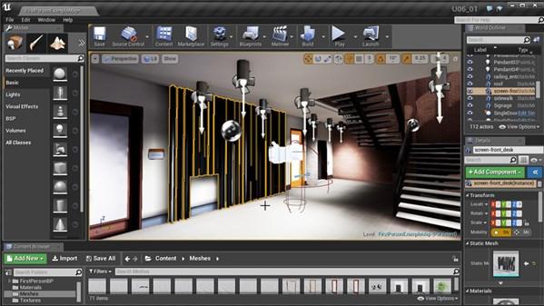 Unreal Engine Architectural Visualization Lynda Com