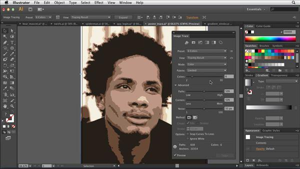 Illustrator CS6 New Features