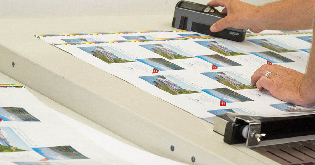 become a print production
