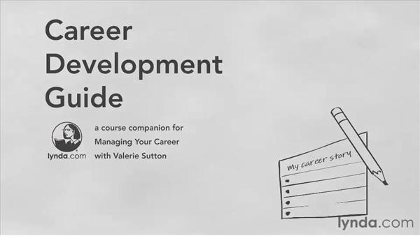 Using the Career Development Guide