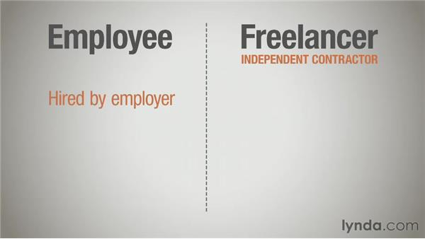 Definition of a freelancer