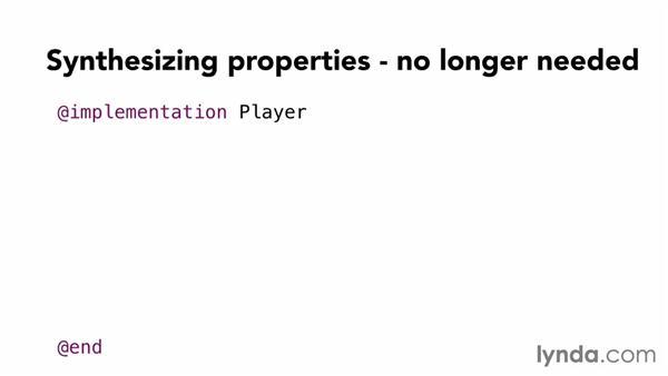 Adding class properties