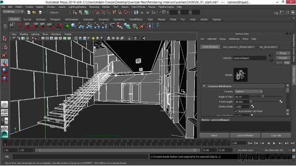 Rendering a depth pass in Maya software