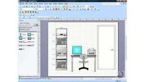 Creating a rack diagram