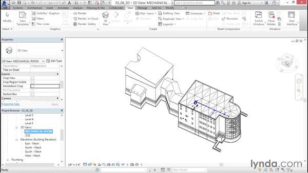 Creating a 3D riser
