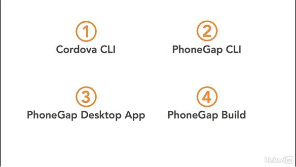 PhoneGap ecosystem