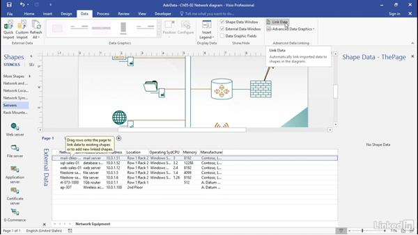 network diagram excel brownie sash link a to data in
