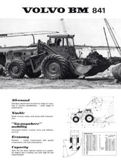 Volvo-BM 841 Specifications Machine.Market