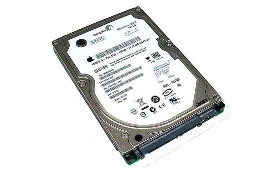 661-4359 Hard Drive, 160GB, 7200rpm, 2.5-inch SATA