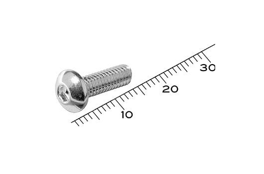 922-7704 Screw, Power Supply, Pkg. of 5 for A1186 , A1289