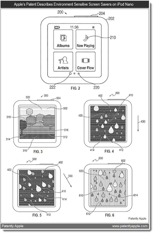 Apple Patent Application Suggests Camera-Equipped iPod