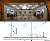 New Apple Retail Store Design is Perfectly Symmetrical ...