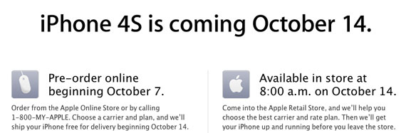 Apple iPhone 4S and iOS