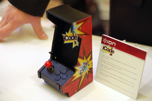 Ipad joystick on design brother designbrother