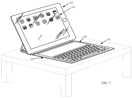 Apple Researching iPad Smart Covers with Secondary