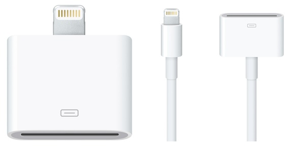 Apple Announces New Dock Connector Called 'Lightning