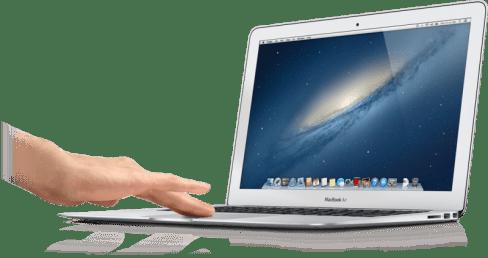 macbook air showmetech