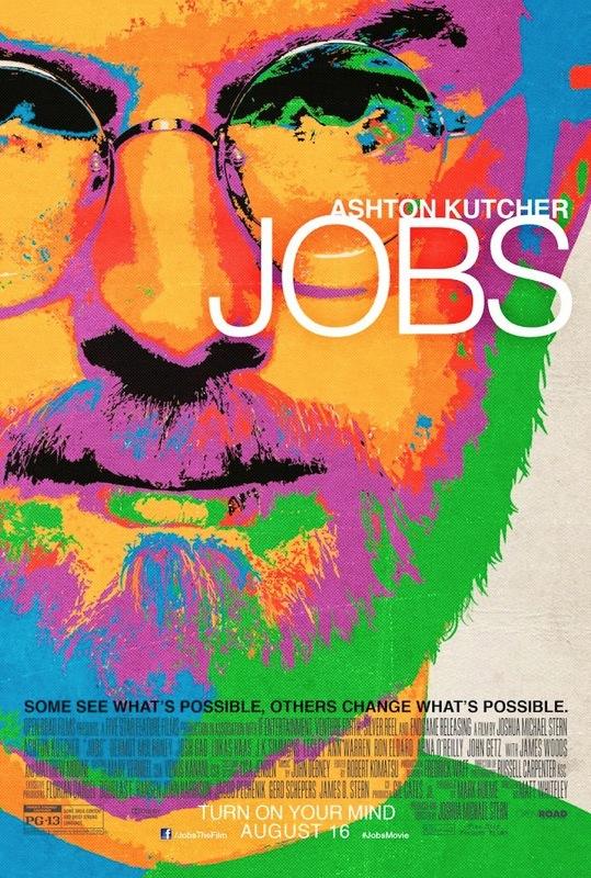 Colorful Movie Poster Released Ashton Kutcher'
