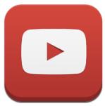 Image result for you tube app logo