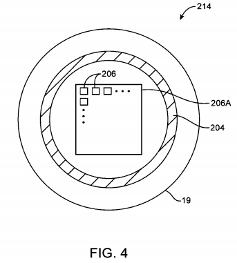 Apple Patent Application for Combination Fingerprint