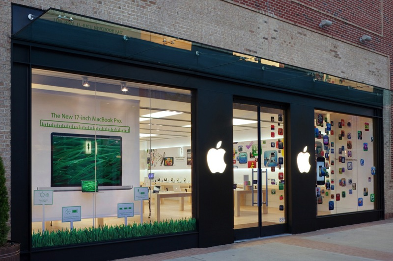 U. And Canadian Apple Retail Stores Opening Early