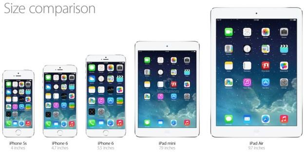Confira as principais apostas para o iPhone 6 5