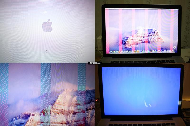 2011 Macbook Pros Experiencing Gpu Glitches System