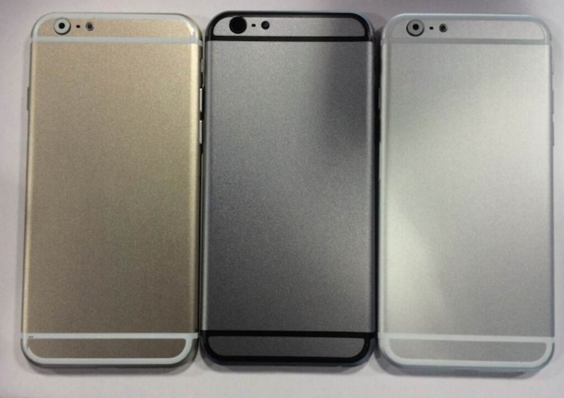 iphone 6 mockups gold gray silver - Confira as principais apostas para o iPhone 6