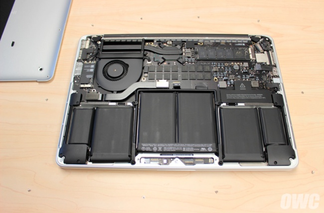Owc Shares Mid-2014 Retina Macbook Pro Unboxing Ssd Tests
