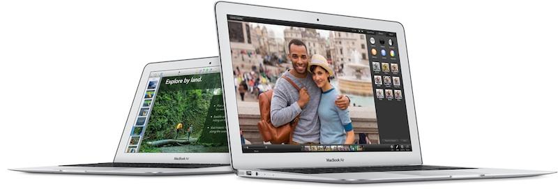 Aria a 12 pollici Ultra Esile di MacBook di Apple detta per entrare in fabbricazione in serie allinizio del 2015