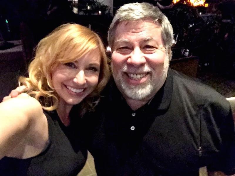 Steve Wozniak da star in una messa a fuoco imminente di manifestazione di TV di realtà sulla tecnologia futuristica [blog del mackintosh]