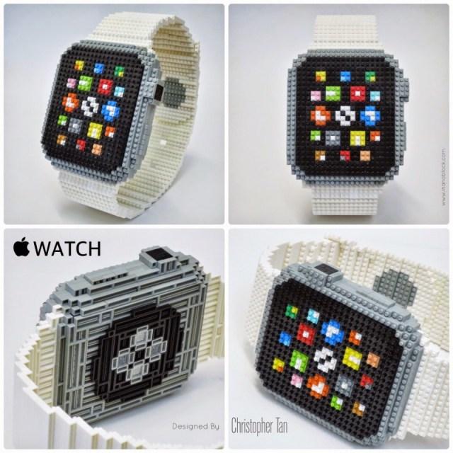 apple watch nanobrick