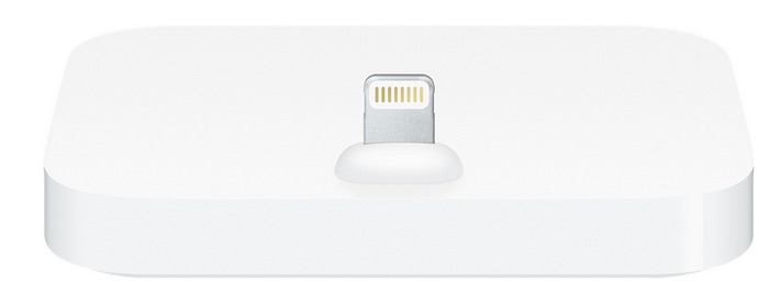 Apple Introduces New iPhone Dock With Lightning Connector