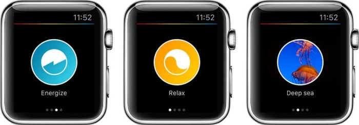 Philips Hue Apple Watch