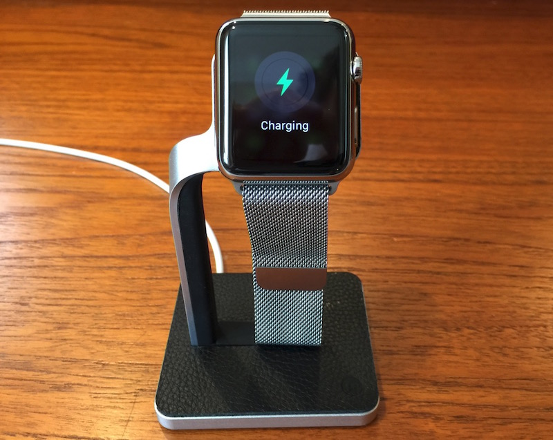 Mophie Watch Dock Charge Apple