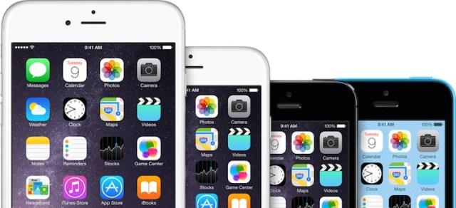 iPhone Comparison