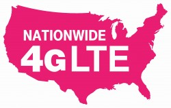 T-Mobile Nationwide 4G LTE
