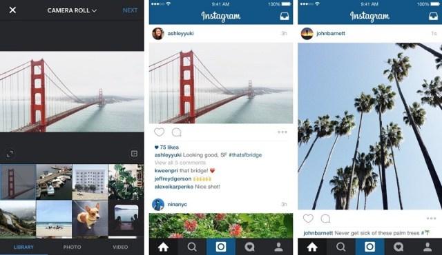 instagram update sept