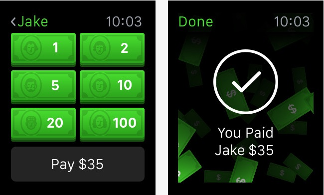 'Square Cash' Introduces Apple Watch App For Easy Money ...